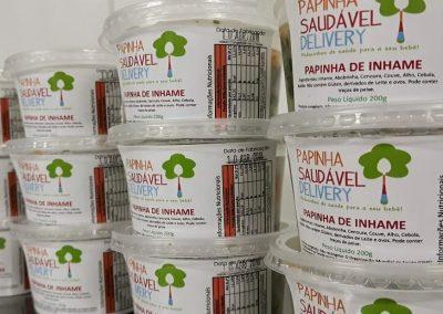 papinha label