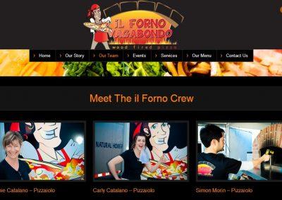 sito web il forno vagabondo