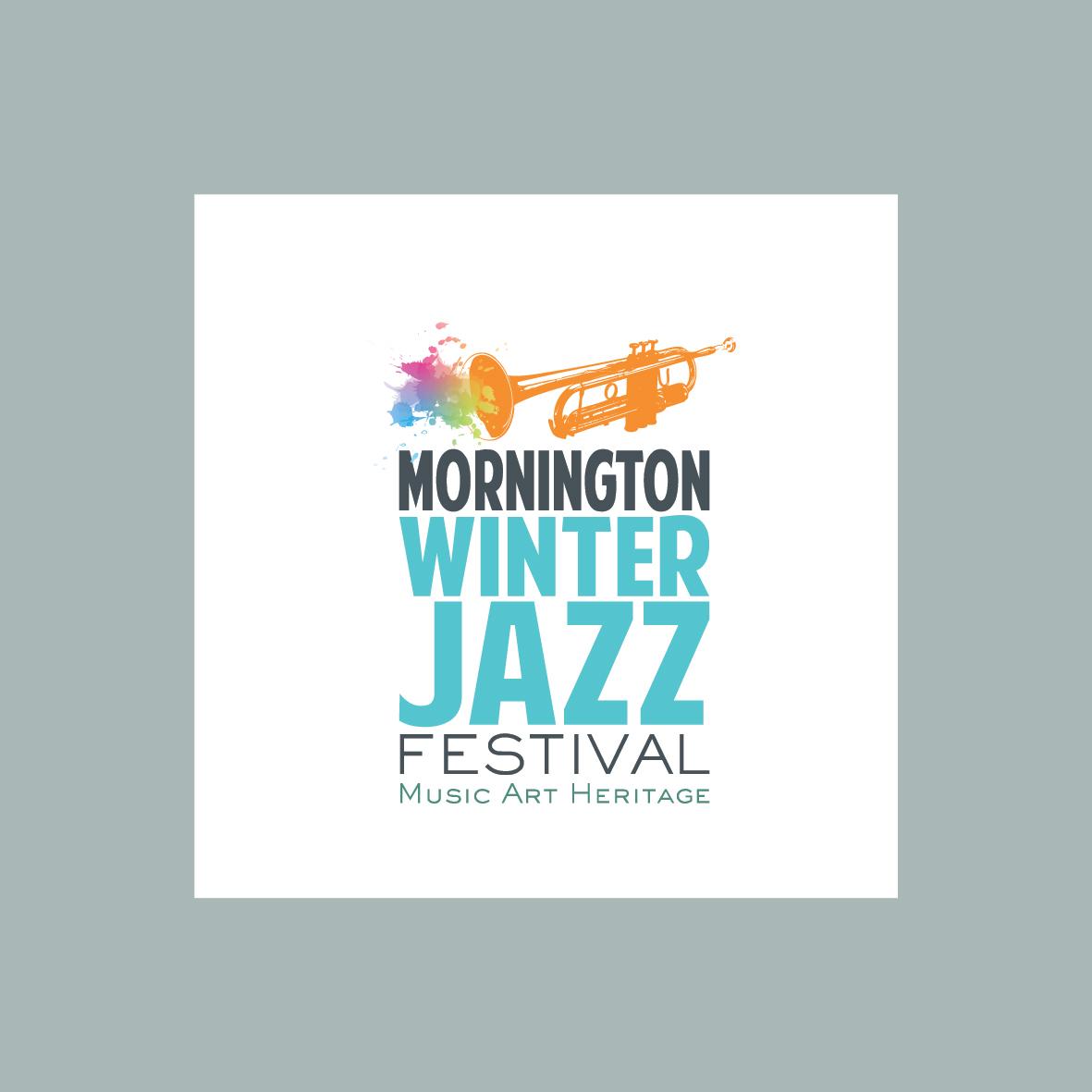Mornington Winter Jazz Festival Logo