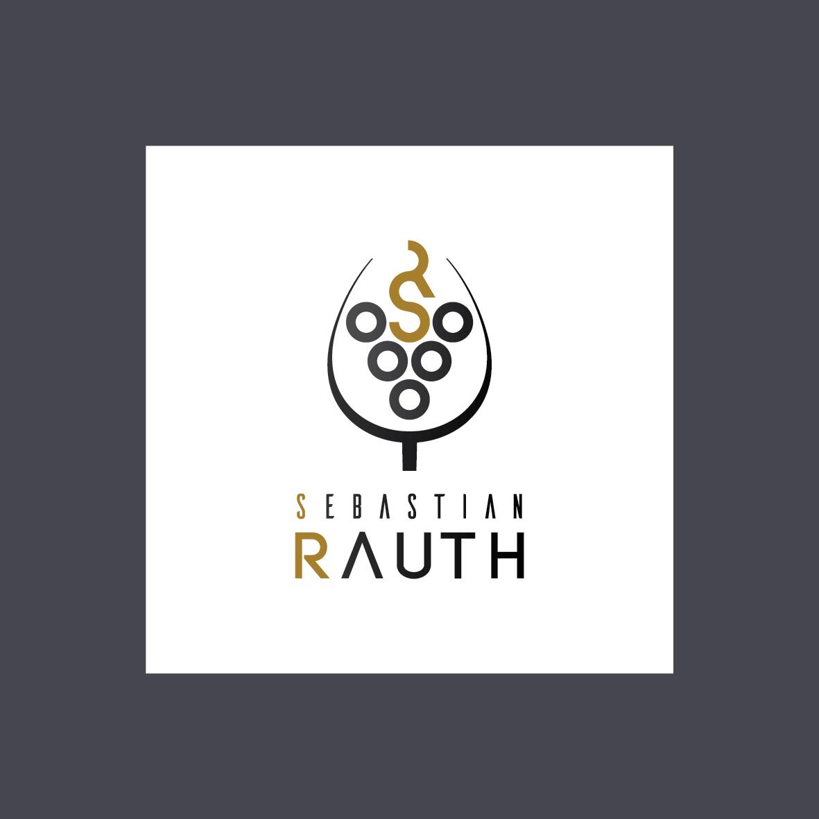 sebastian rauth logo wine grafica salerno