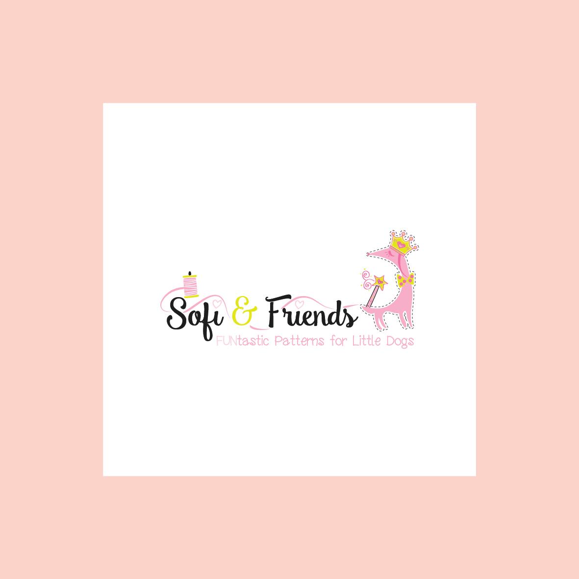 sofi & friends logo design studio grafico salerno