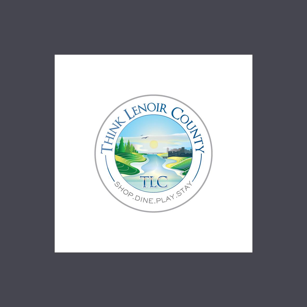 think lenoir county logo salvatore ferrara salerno coffeeandesigns